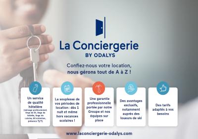La conciergerie by Odalys