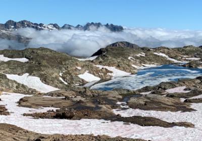 Randonnée journée – Alpe d'Huez, les lacs d'altitude et Pic Blanc