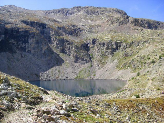 Lac de Puy Vachier La Grave