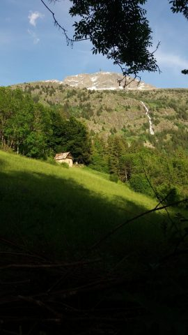 Chalet et Dôme des Rousses