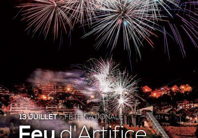 Feu d'artifice & concert – Fête nationale