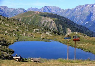 Randonnée : Tour des Lacs