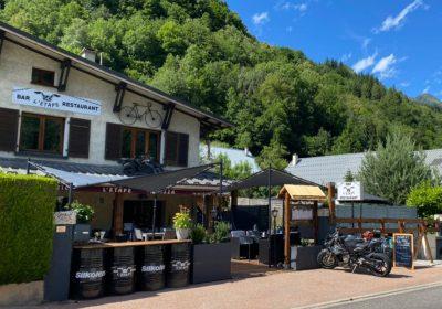 Bar restaurant L'Étape