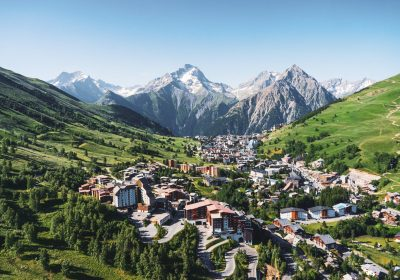 2 Alpes Taxis