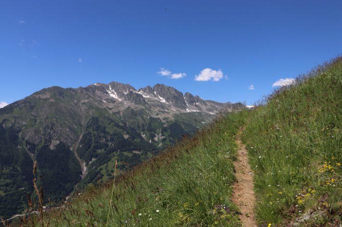 Sentier de l'Alpette