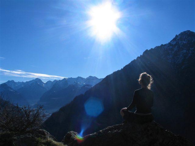 Marche meditative