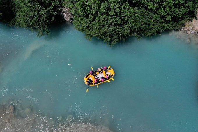 Rafting Veneon Eaux Vives