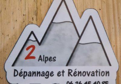 Travaux divers – 2 Alpes Dépannage et Rénovation