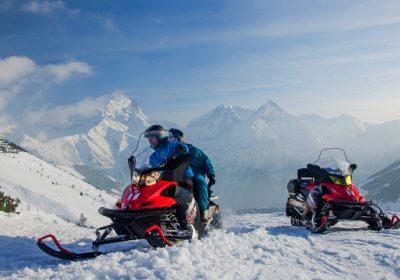 Mini motoneige – 2 Alpes Motoneige