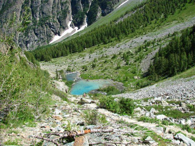 Lac de la Douche – Horizons