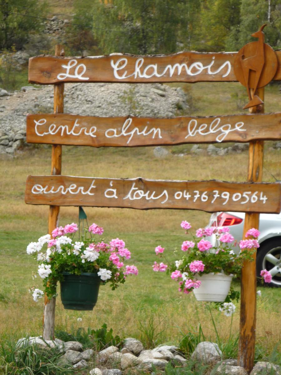 Centre Alpin Belge «Le chamois» (1)
