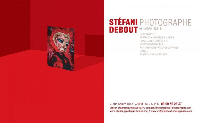 Photographe Stefani Debout