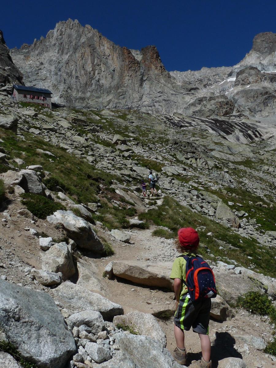 Vallon du Soreiller et l'Aiguille Dibona (3)