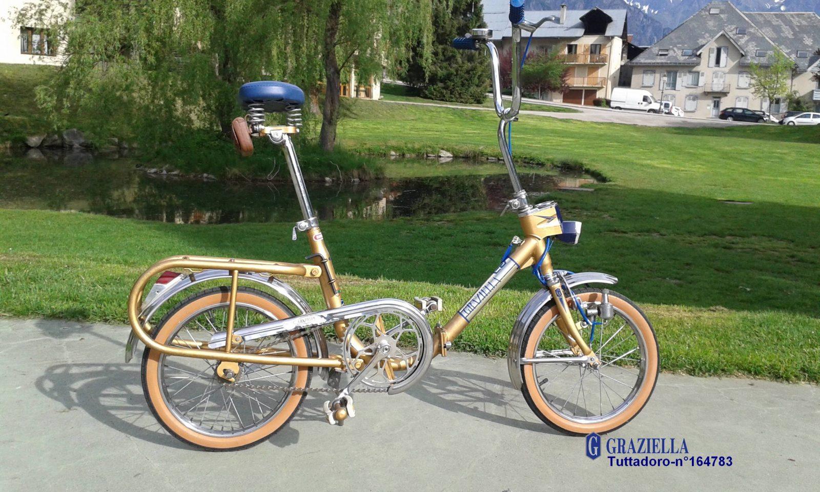 Démonstration : restauration de vélo ancien (1)