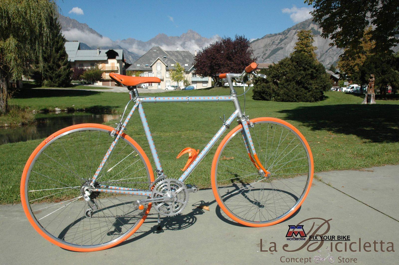 Démonstration : restauration de vélo ancien (2)