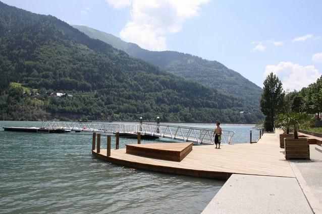 Base nautique du Lac du Verney (2)