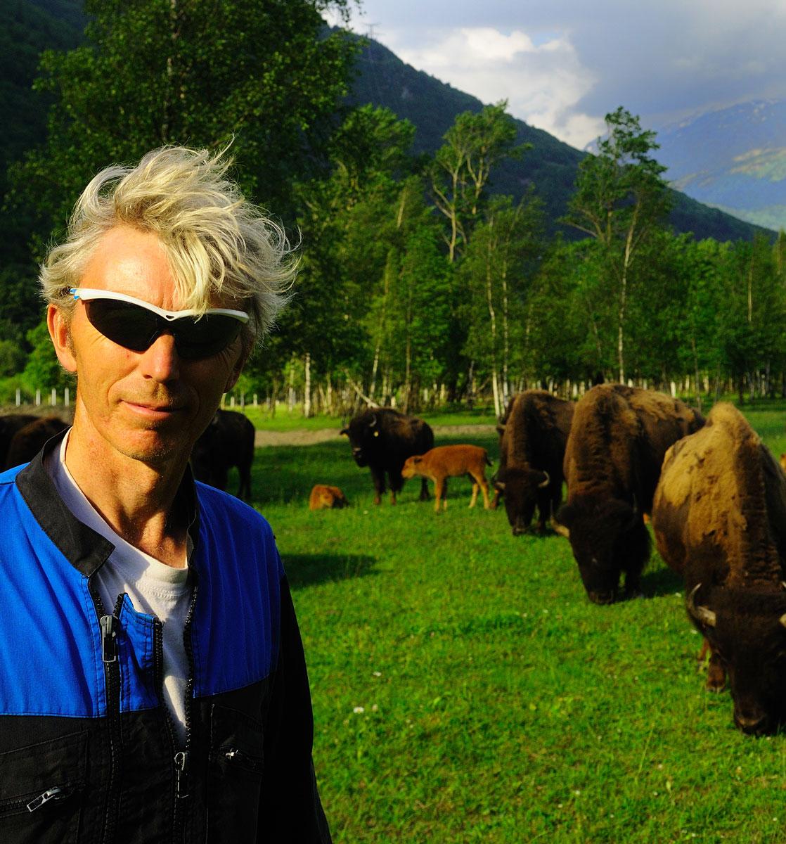 La Ferme des Bisons de l'Oisans – Éleveur de bisons et agneaux – Ferme découverte (1)