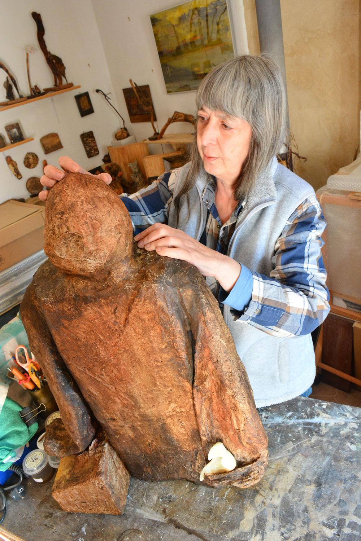 Terra Rêve – Sculpteur affiliée à la Maison des artistes
