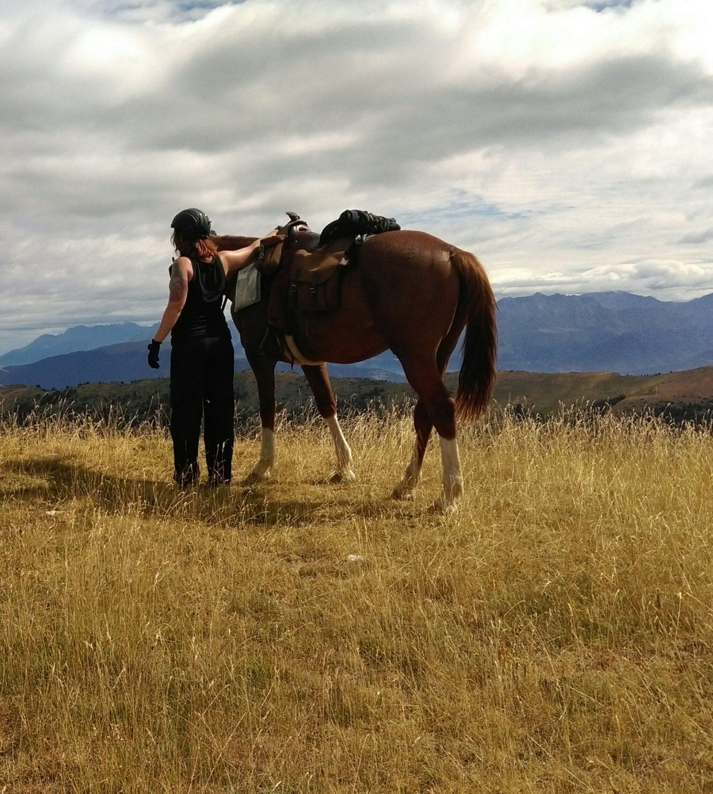 Activités équestres à la ferme Caval'Oisans