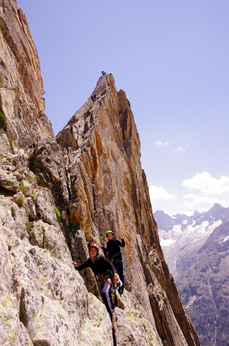 Alpinisme et escalade dans le Massif des Ecrins (5)