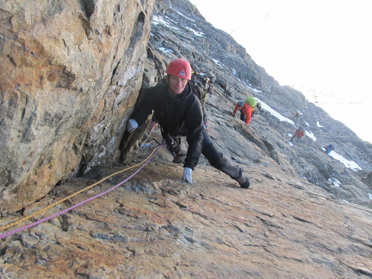 Alpinisme et escalade dans le Massif des Ecrins (1)