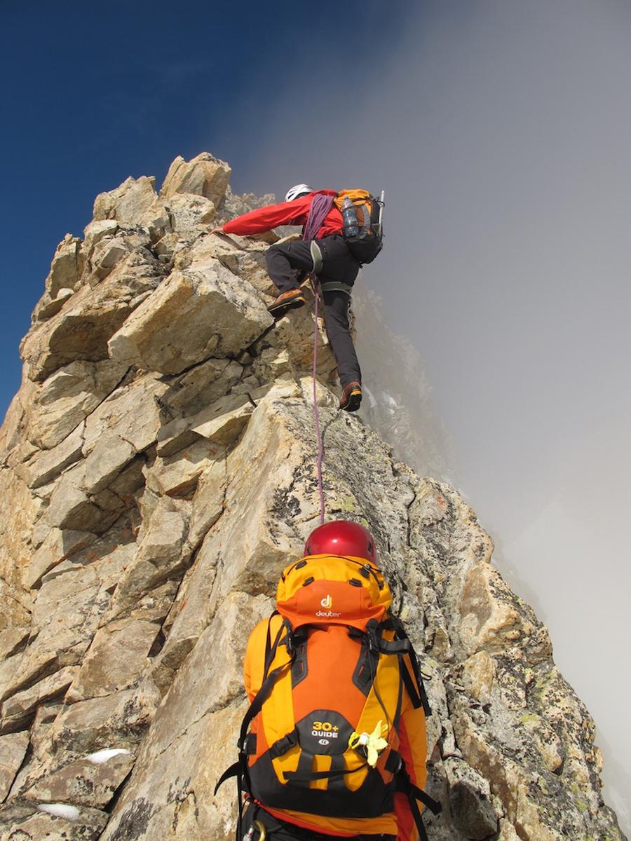 Alpinisme et escalade dans le Massif des Ecrins (6)