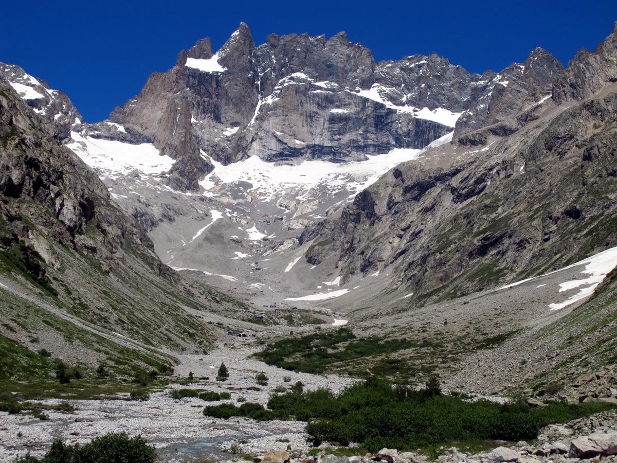 Alpinisme et escalade dans le Massif des Ecrins (3)