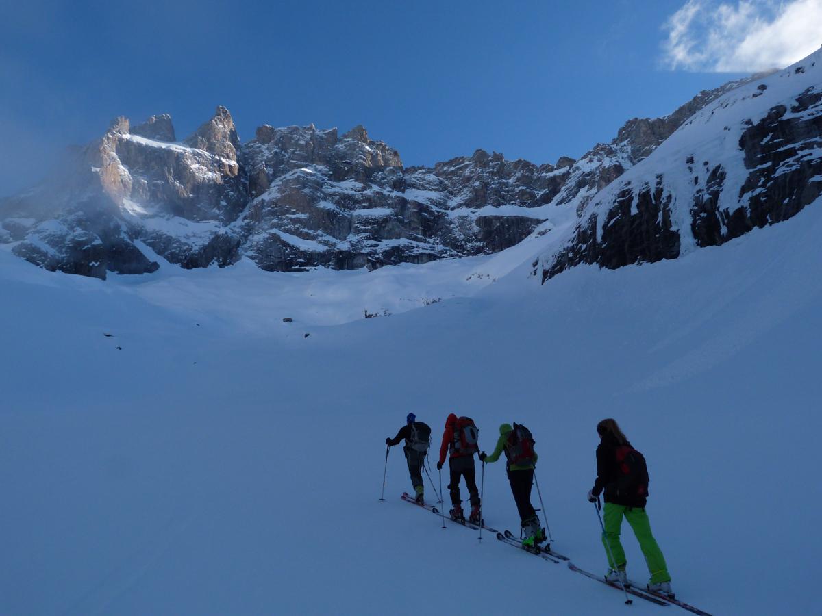 Ski de randonnée en Meije Ecrins (5)
