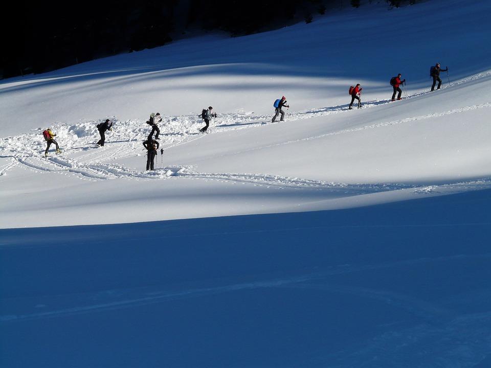 Ski de randonnée avec le Bureau des Guides