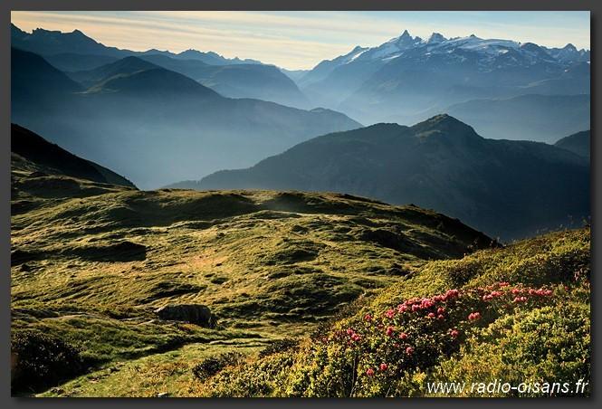 Paysage de nos montagnes