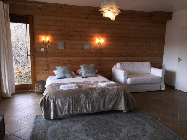 The Vaujany Moutain Lodge