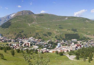 Rando trail – n°10 Vert – Les balcons des 2 Alpes