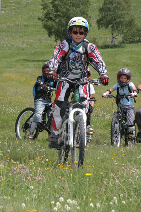 Stages multi-activités Juniors (de 8 à 15 ans)