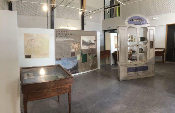 L'espace d'exposition
