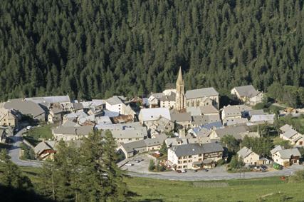 Eglise paroissiale St Martin de Villar d'Arène (4)