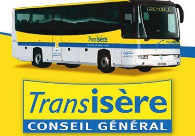 Autocars Trans'Isère : relais vente Trans'Isère