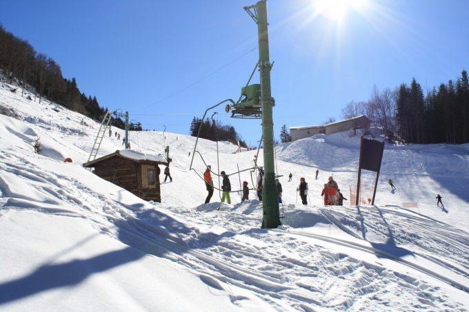 Station du Col d'Ornon