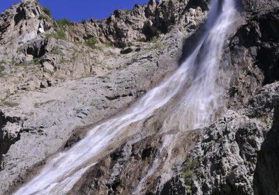 Cascade Pisse Lazuli