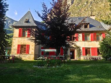 Restaurant Le Château de la Muzelle