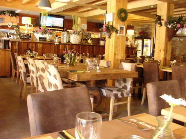 Restaurant La Romanche Bourg d'Oisans