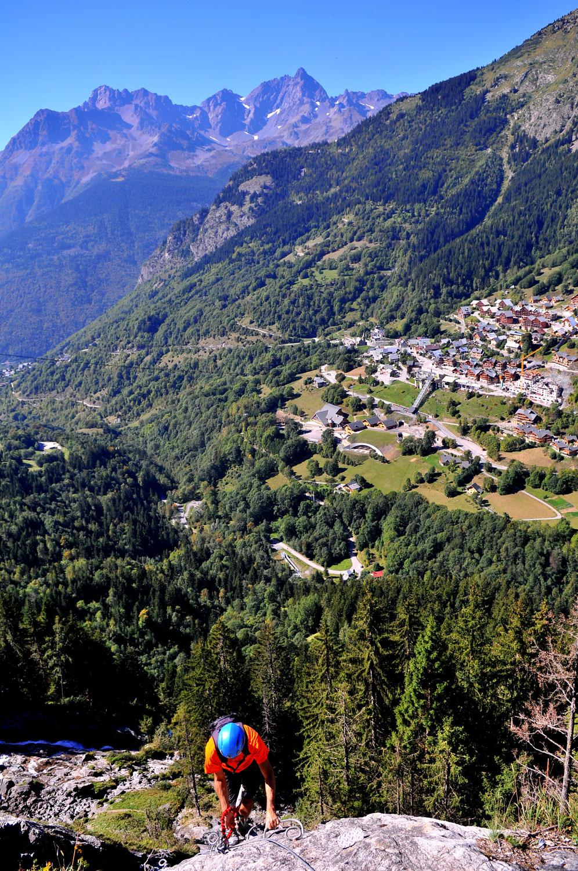 Via Ferrata de la Cascade de la Fare (1)