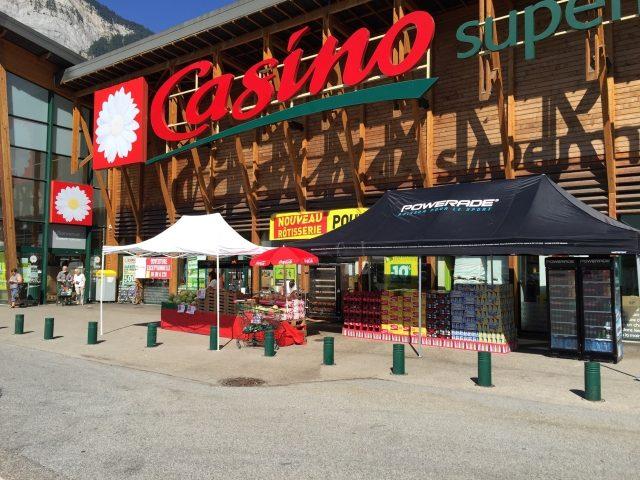 Supermarché Casino Bourg d'Oisans