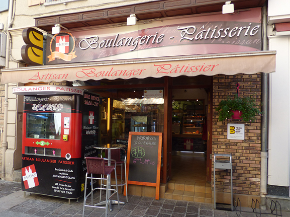 Boulangerie Pâtisserie Salazard