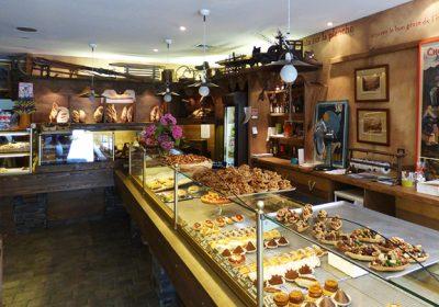 Boulangerie-pâtisserie Bologne