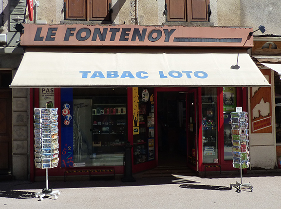 Tabac Bourg d'Oisans