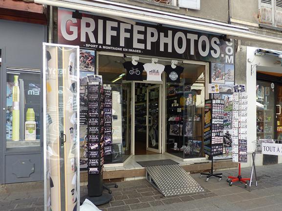 Griffe Photos Bourg d'Oisans