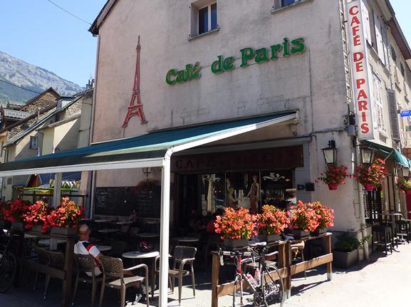 Café de Paris Bourg d'Oisans