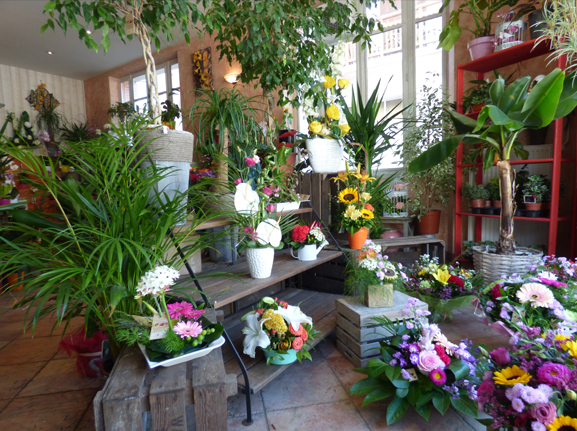 Coquelicot Fleuriste Bourg d'Oisans