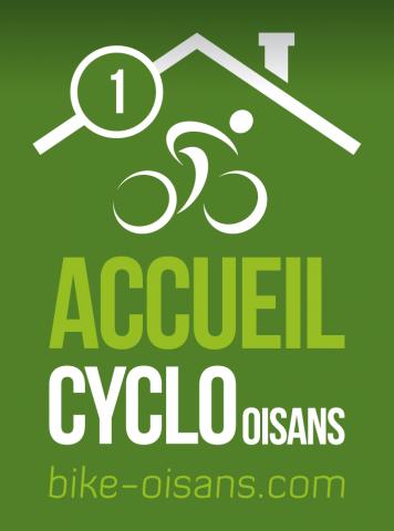 Label Accueil Cyclo Oisans 1 vélo