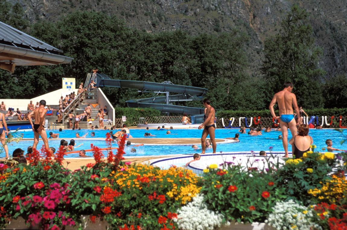 Piscine municipale le bourg d 39 oisans oisans tourisme - Office tourisme bourg d oisans ...